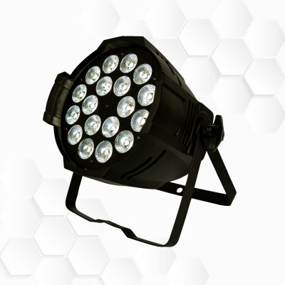 Par LED 18x18W RGBWA UV