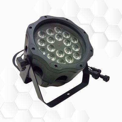 Par LED 18x18W Waterproof