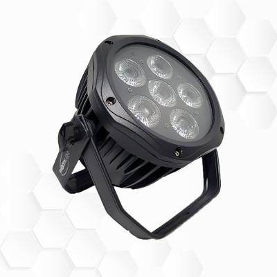 Par LEDs Batterie 6x15W IP54