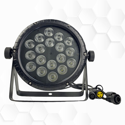Par LED 18x12W RGBWA IP65