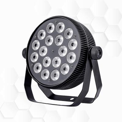 Par LED Slim 18x10W RGBW