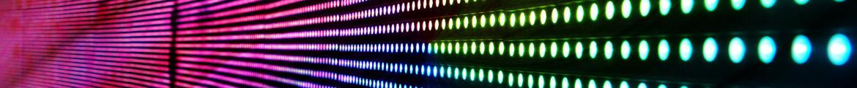 Mur à LEDs